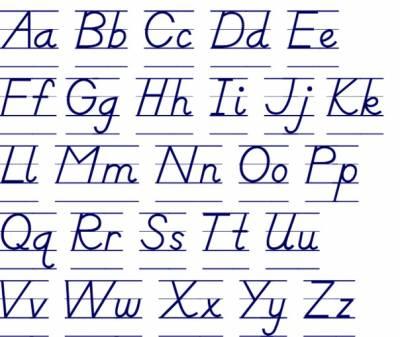 Английский алфавит - Личный сайт учителя английского и немецкого ...